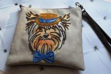 Пошитый клатч для вышивки бисером Фокусник Викки Миледи КС-007