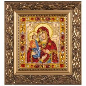 Набор для вышивки бисером Богородица Троеручница Новая Слобода (Нова слобода) Д6007 - 256.00грн.