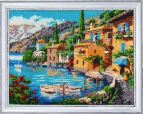 Набор для вышивки бисером Итальянская деревушка