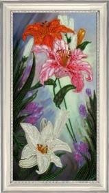 Набор для вышивки бисером Вальс цветов 2