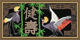 Набор для выкладки алмазной мозаикой Феншуй. Здоровье и долголетие Art Solo АТ3205 - 442.00грн.