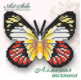 Набор-магнит для выкладки алмазной мозаикой Алая Изабель Art Solo БАТ21 - 110.00грн.
