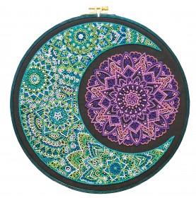 Набор для вышивания бисером Новолуние Абрис Арт АВ-710 - 646.00грн.