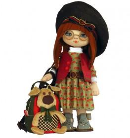 Набор для шитья куклы Девочка Элли Zoosapiens К1091Z - 525.00грн.
