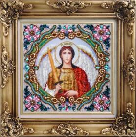 Набор для вышивки бисером Архангел Михаил Картины бисером Р-395 - 1 250.00грн.