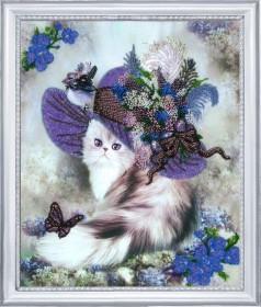 Набор для вышивки бисером Моя прекрасная леди Баттерфляй (Butterfly) 613 - 328.00грн.