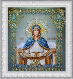 Набор для вышивки бисером Покров Пресвятой Богородицы Картины бисером Р-403 - 640.00грн.
