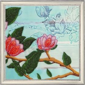 Набор для вышивки бисером Ветвь магнолии 3 Баттерфляй (Butterfly) 165Б - 297.00грн.