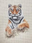 Набор для вышивки крестом Тигр