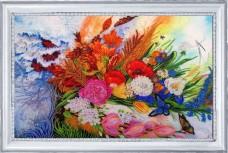 Набор для вышивки бисером Времена года Баттерфляй (Butterfly) 167Б