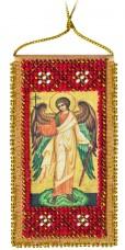 Набор для вышивки бисером Молитва Ангелу - Хранителю Абрис Арт АВО-001