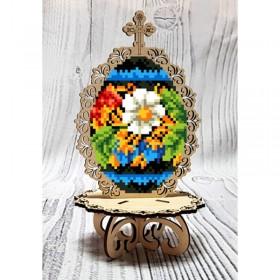 Писанка для вышивки бисером по дереву Ромашка Biser-Art 37721 - 99.00грн.