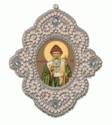 Набор для изготовления подвески Св. Спиридон Тримифунтский
