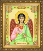 Схемы для вышивания бисером на авторской канве икона Ангел Хранитель