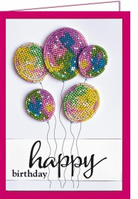 Набор - открытка 3D для вышивки бисером  Исполнения желаний Абрис Арт АОО-002 - 143.00грн.