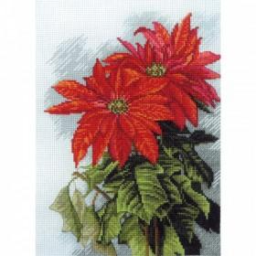 Набор для вышивки нитками на канве Рождественская звезда Новая Слобода (Нова слобода) СР5552-У - 224.00грн.