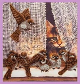 Набор для вышивки бисером Дразнилки