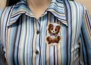 Набор для вышивания бисером украшения Собачка