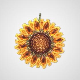 Набор для вышивки подвеса Цветок солнца Zoosapiens РВ2019 - 135.00грн.
