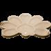 Органайзер для бисера с крышкой Павлин Волшебная страна FLZB-025
