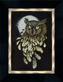 Набор для вышивки крестом Полнолуние