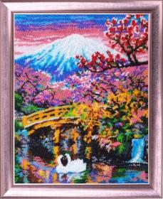 Набор для вышивки бисером Фудзияма Ч.2 Баттерфляй (Butterfly) 386Б - 459.00грн.