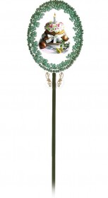 Набор для изготовления пасхального декора Христос Воскресе Новая Слобода (Нова слобода) РВ2103 - 142.00грн.