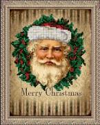 Набор для вышивки ювелирным бисером Рождественская история 1