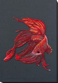 Набор для вышивки бисером Красное золото Абрис Арт АВ-754 - 371.00грн.