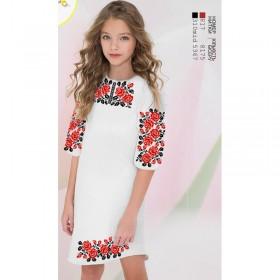 Заготовка для вышивки детского платья на льне Biser-Art 1668 - 390.00грн.