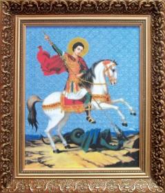 Набор для вышивки крестом Георгий Победоносец Чарiвна мить (Чаривна мить) РК-044 - 284.00грн.