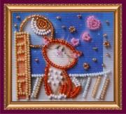 Набор - магнит Влюблённый кот