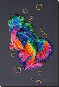 Набор для вышивки бисером Танец радуги