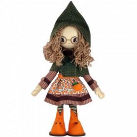Набор для шитья интерьерной каркасной куклы Шарлотта KUKLA NOVA К1064 - 572.00грн.