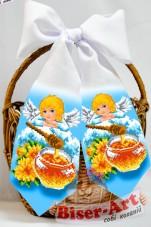 Бант для вышивки бисером Медовый Спас Biser-Art В24061