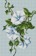 Набор для вышивки крестом Вьюнок