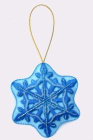 Набор для изготовления куклы из фетра для вышивки бисером Снежинка Баттерфляй (Butterfly) F005 - 54.00грн.