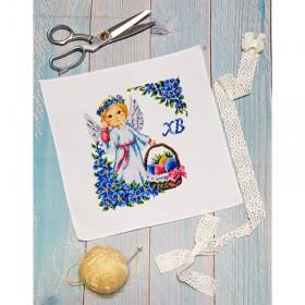 Схема дитячого пасхального рушника  Biser-Art В9507 - 65.00грн.