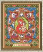 Набор для выкладки алмазной мозаикой Неопалимая Купина