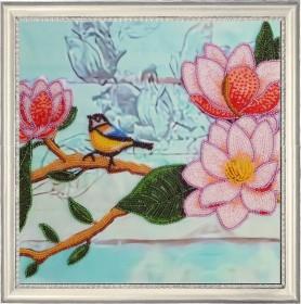 Набор для вышивки бисером Ветвь магнолии 2 Баттерфляй (Butterfly) 164Б - 297.00грн.