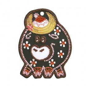 Набор для создания елочной игрушки своими руками Подарочек Новая Слобода (Нова слобода) РВ2111 - 156.00грн.