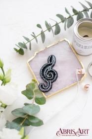 Набор для вышивки украшения Скрипичный ключ Абрис Арт AD-051 - 149.00грн.