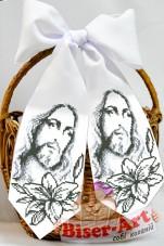 Бант для вышивки бисером Иисус Biser-Art В24020