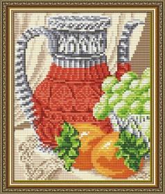Набор для выкладки алмазной мозаикой Хрустальный натюрморт. Диптих 1 Art Solo АТ5539 - 248.00грн.