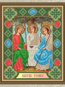 Набор для выкладки алмазной мозаикой Святая Троица Art Solo АТ5010 - 248.00грн.