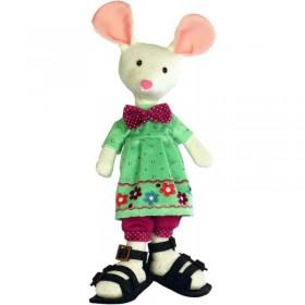 Набор для шитья мягкой игрушки Белая мышка Zoosapiens М3035 - 455.00грн.