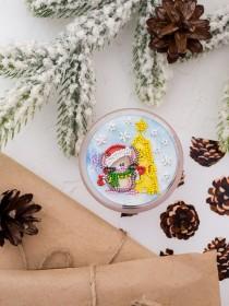 Набор - магнит для вышивки бисером на акриловой основе Вкусный праздник  Абрис Арт АРВ-018 - 84.00грн.