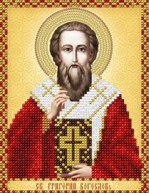 Схема вышивки бисером на атласе Святитель Григорий Богослов А-строчка АС5-150 - 34.00грн.
