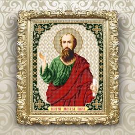 Схема вышивки бисером на габардине Св. Павел Art Solo VIA4308 - 45.00грн.
