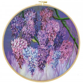 Набор для вышивания бисером Глициния Абрис Арт АВ-711 - 445.00грн.